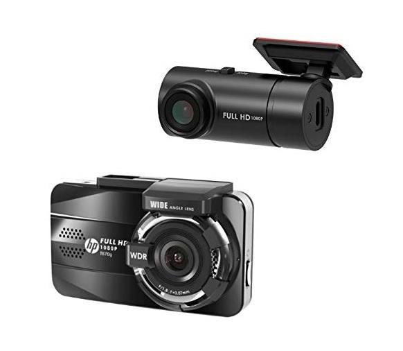 【前後カメラセット販売】F870G +(リアカメラRC3セット)  ドライブレコーダー《事故時商品保証付き!》