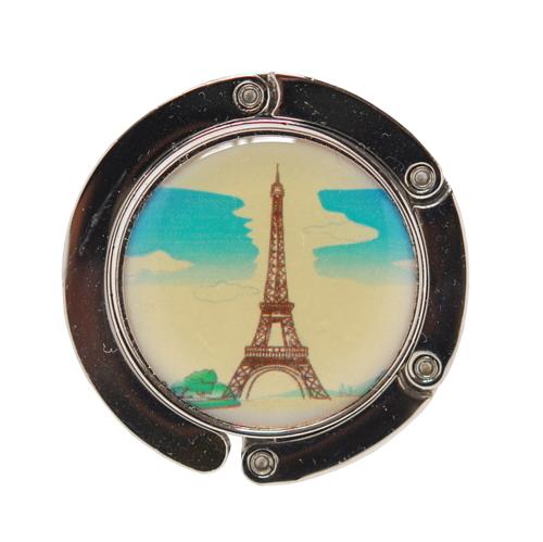 フランス パリより直輸入 新作 大人気 信頼 エッフェル塔グッズエッフェル塔バッグハンガー メール便可