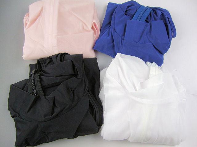 Ultrathin long sleeves playsuit (T back) 95907