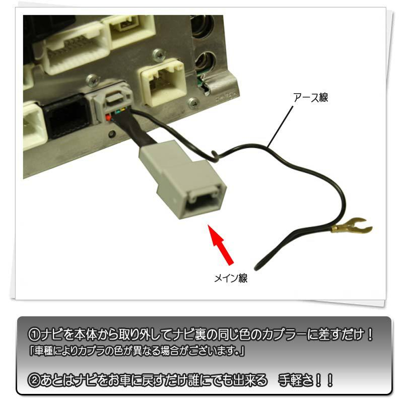 Toyota Daihatsu genuine navigation system for recharge connector type sale  goods arriving after free