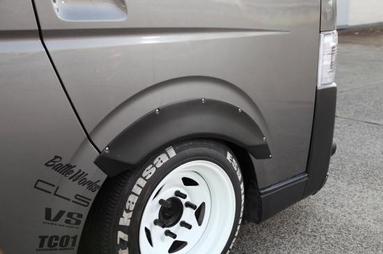 ESB イーエスビー バトルワークス 【VSサイズ(約20~40mmワイド) 】箱車汎用品 左右セット