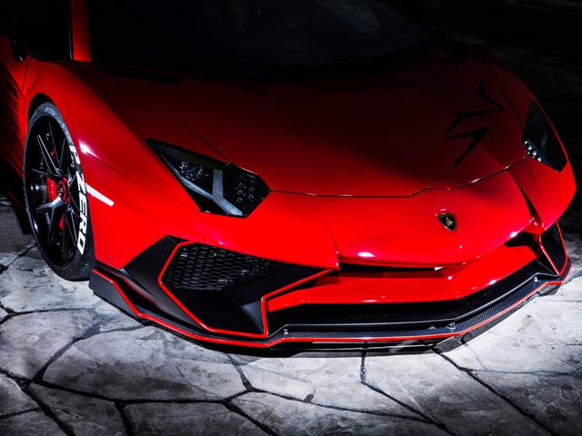 好評 LEAPDESIGN Aventador リープデザイン LAMBORGHINI LEAPDESIGN Aventador LP750-4SV カーボン ランボルギーニ アヴェンタドールLP750-4SV カーボン フロントアンダースポイラー, 清武町:f317bed3 --- evirs.sk