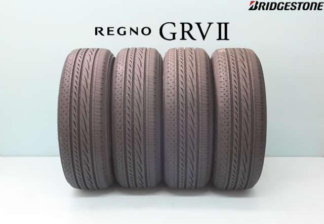 ○○ブリヂストン レグノGRVII GRV2 245/45R19 98W 4本セット