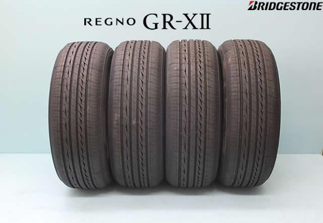 ☆ブリヂストン レグノ ジーアール クロスツーREGNO GR-XII GRXII 195/65R15 91H 4本セット