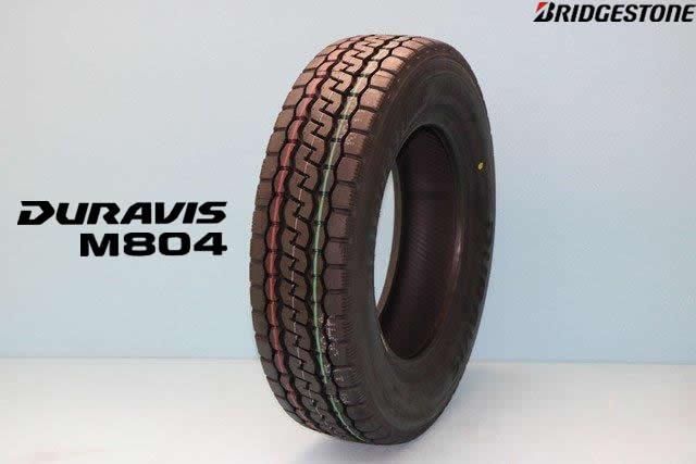 ☆☆ ブリヂストン デュラビス R804小型トラック用タイヤ チューブレスタイプ 205/85R16 117/115L BSタイヤは返品交換不可! ご注意下さい。