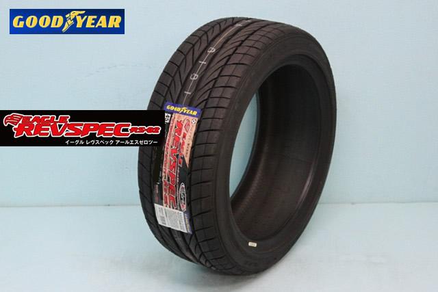 ◎◎グッドイヤー レブスペック RS02 265/35R18 93W