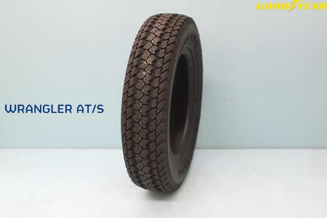 ☆☆グッドイヤー ラングラーAT/S SUV 4×4 オン/オフロード用 225/80R15 105S