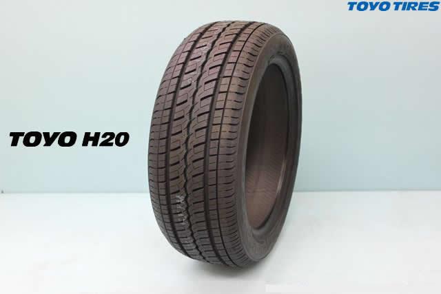 ☆☆TOYO H20トーヨー H20 ブラックレター 225/50R18 107/105R