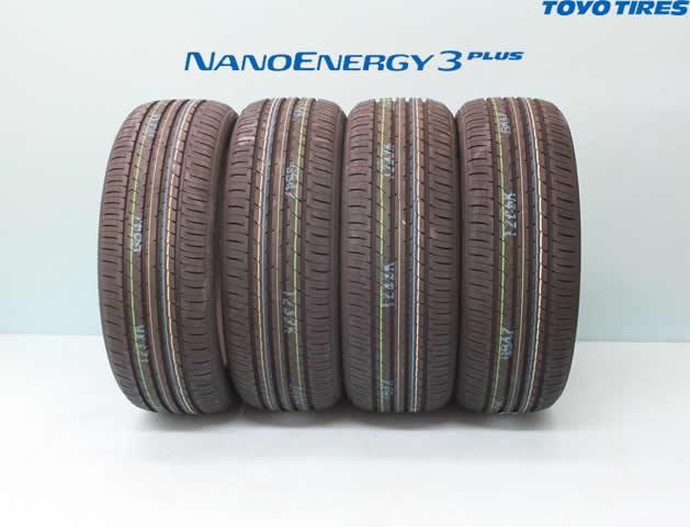 ☆トーヨー ナノエナジー3 プラスTOYO ナノエナジー3 PLUS 175/60R15 81H 4本セット