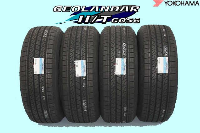 ☆☆ YOKOHAMA ヨコハマ ジオランダーH/T G056 265/70R16 112H 4本セット