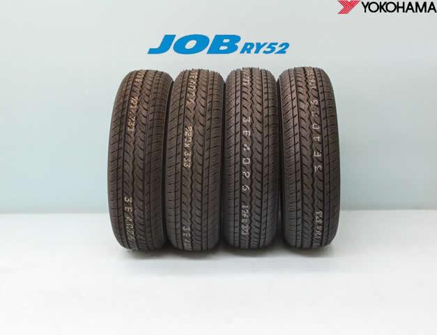 ☆YOKOHAMA ヨコハマ JOB(ジョブ) RY52バン・小型トラック用 205/70R15 104/102L 4本セット