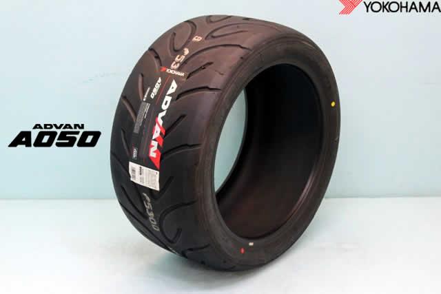 百貨店 2本以上購入で送料無料 沖縄は除く YOKOHAMA ヨコハマ アドバンA050モータースポーツ競技用 商品 91W 225 45R17