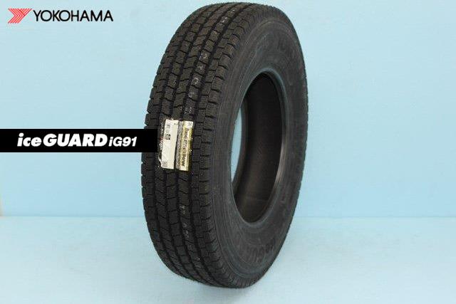 2本以上購入で送料無料 税込 沖縄は除く ヨコハマ アイスガード iG91小型トラック用スタッドレスタイヤ 106 185 70R15.5 セール開催中最短即日発送 104L