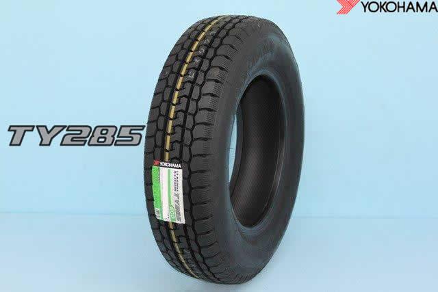◎◎ヨコハマ TY285 小型トラック用タイヤ 205/75R16 113/111L