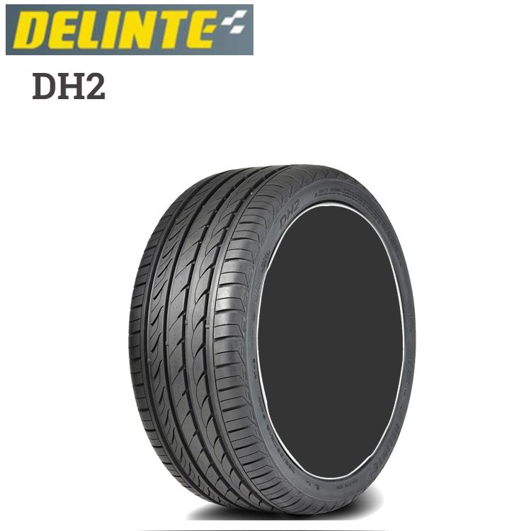 デリンテ DH2 195/55ZR16 87W 195/55-16 夏 サマータイヤ 1 本 DELINTE DH2