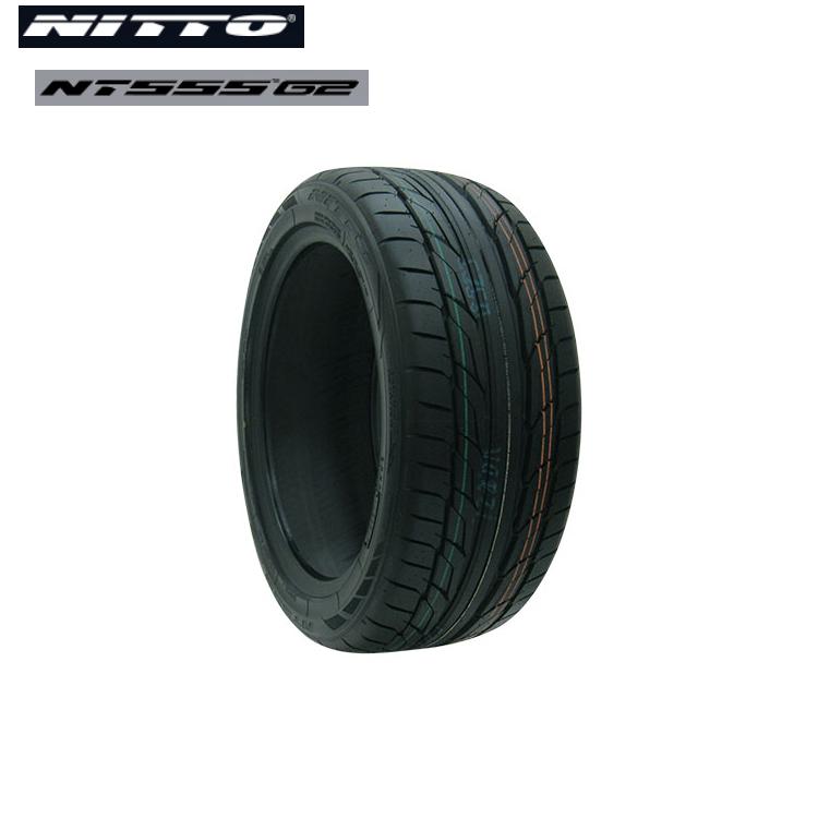 ニットー NT555 G2 245/45R18 100Y XL 245/45-18 夏 サマータイヤ 4 本 NITTO NT555 G2