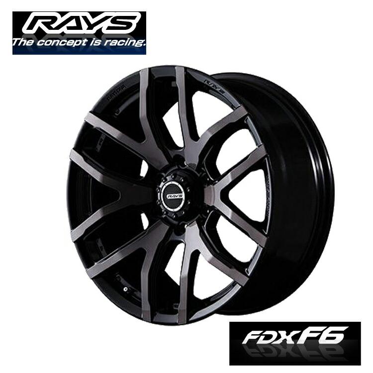 品質は非常に良い 送料無料 レイズ FDX 8.5J-20 チームデイトナ FDX F& 4本 8.5J-20 +38 6H-139.7 4本 TEAM DAYTONA FDX F6, e-花屋さん:252f7d56 --- evirs.sk