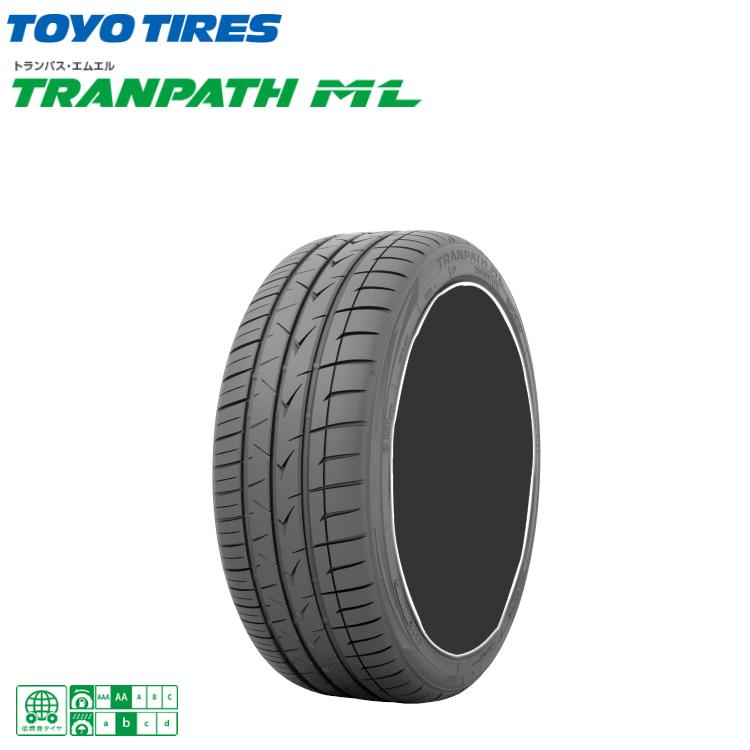 トーヨータイヤ トランパス ML 225/55R17 101V XL 225/55-17 夏 サマータイヤ 2 本 TOYO TRANPATH ML