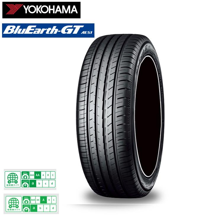 ヨコハマタイヤ ブルーアース GT AE5 245 40R19 98W XL 40-19 サマータイヤ AE51 夏 ストア 2 新作販売 新品 本 BLUEARTH YOKOHAMA
