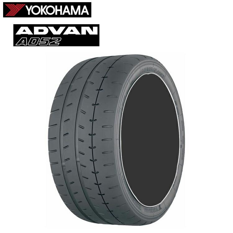 ヨコハマタイヤ アドバン A052 255/40R17 98W XL 255/40-17 夏 サマータイヤ 2 本 YOKOHAMA ADVAN A052