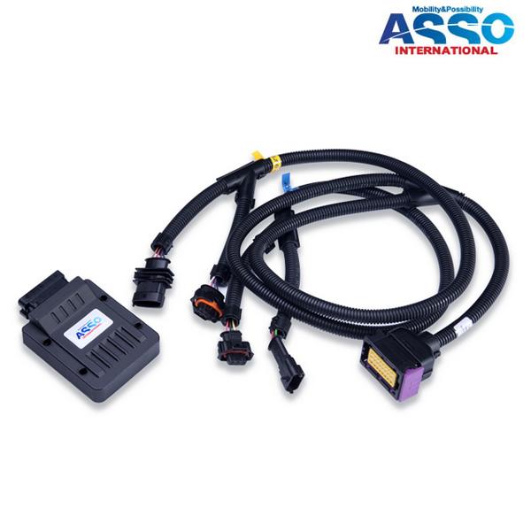 [メーカー取り寄せ]ASSO(アッソ・インターナショナル) ハイパワーブーストアップキット 品番:Sprint/Competizione
