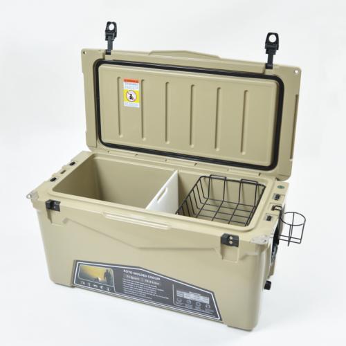 ICE AGE cooler (アイスエイジクーラー)75QT(70.9L) カラー:タンカラー 品番:ILC075TAN