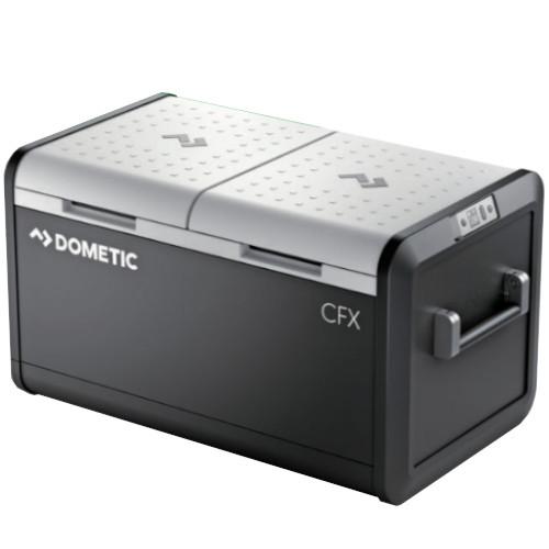 DOMETIC(ドメティック)  ポータブル2wayコンプレッサー冷凍庫/冷蔵庫  CFX3 75DZ  45L+30L  DC12V/DC24V/AC100V