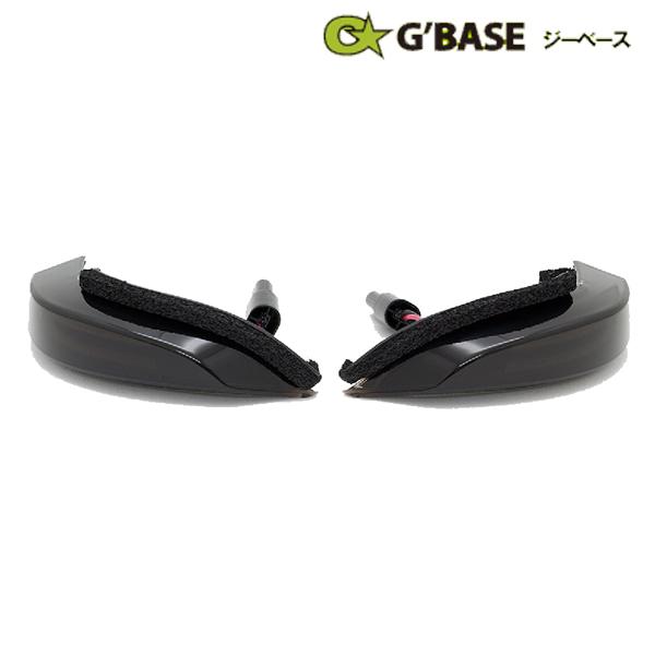 [在庫有り]G BASE(ジーベース)シーケンシャルLEDドアミラーウインカー本体ユニットレンズカラー:スモーク 品番:SWS
