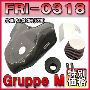 [送料無料][メーカー取り寄せ]Gruppe M(グループM)RAM AIR SYSTEM / ラムエアシステム 品番:FRI-0318 ※北海道・離島については送料別料金となります