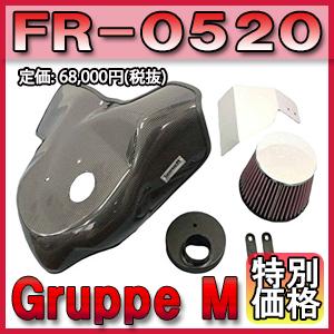 [送料無料][メーカー取り寄せ]Gruppe M(グループM)RAM AIR SYSTEM / ラムエアシステム 品番:FR-0520 ※北海道・離島については送料別料金となります