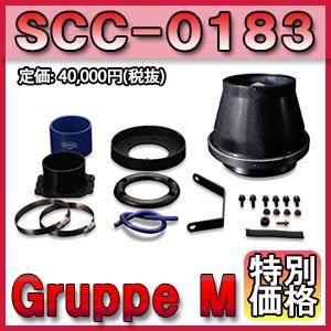 [メーカー取り寄せ]Gruppe M(グループM)SUPER CLEANER [CARBON DUCT] スーパークリーナー [カーボンダクト] 品番:SCC-0183 ※北海道・離島については送料別料金となります