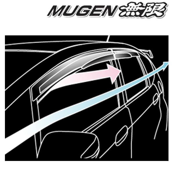 [メーカー取り寄せ]MUGEN(無限)Ventilated Visor / ベンチレーテッドバイザー 品番:72400-XLF-K0S0