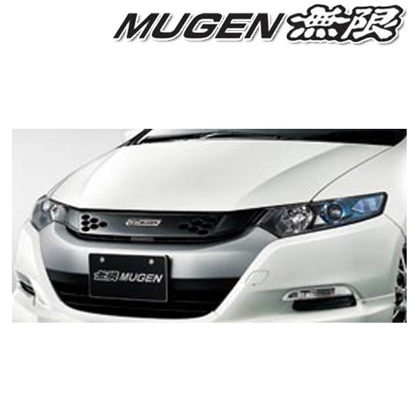 [メーカー取り寄せ]MUGEN(無限)Front Sports Grille / フロントスポーツグリル 品番:75100-XLQ-K0S0