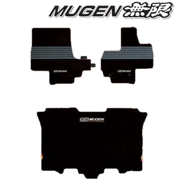 [メーカー取り寄せ]MUGEN(無限)Sports Mat / スポーツマット 品番:08P15-XMD-K0S0-BK