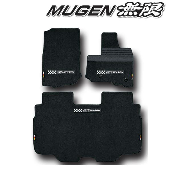 [メーカー取り寄せ]MUGEN(無限)Sports Mat / スポーツマット 品番:08P15-XMDC-K0S0-BK