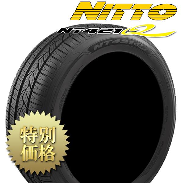 [在庫有り]NITTO (ニットー)NT421Q / エヌティー 421Q サイズ: 245/45R20