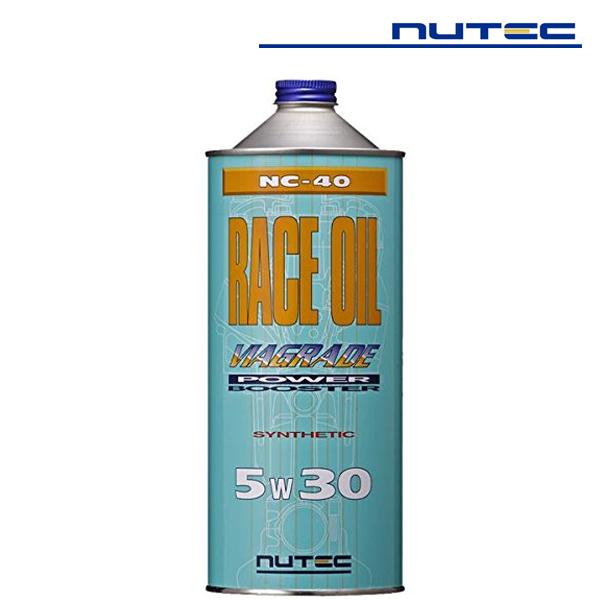 [送料無料][在庫有り]nutec (ニューテック) RACE OIL 4L缶品番: NC-40