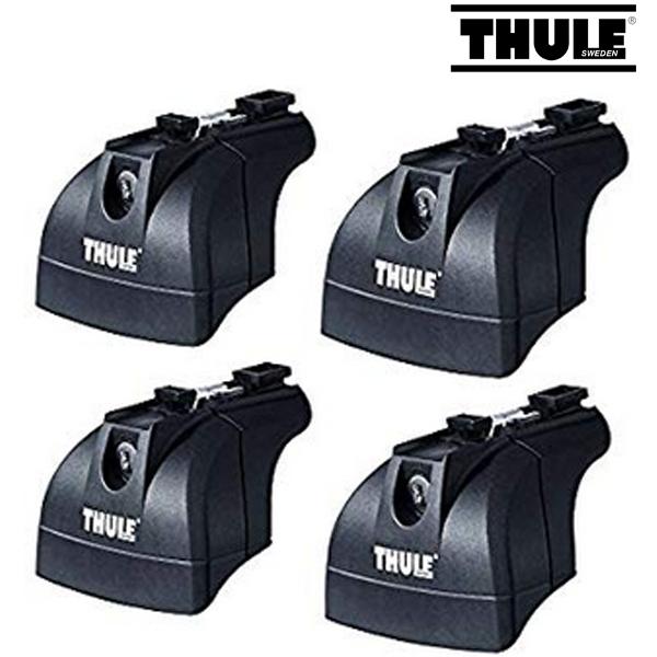 [メーカー取り寄せ]THULE (スーリー) Thule Rapid System 753 ラピッドフィックスポイントロウ 品番:TH753