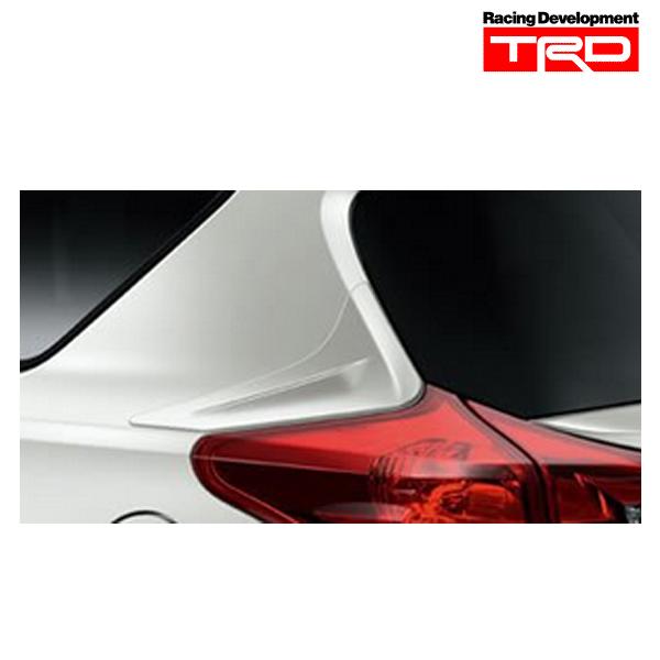 [メーカー取り寄せ]TRD クォーターパネルスポイラー 品番:MS315-12001-C0