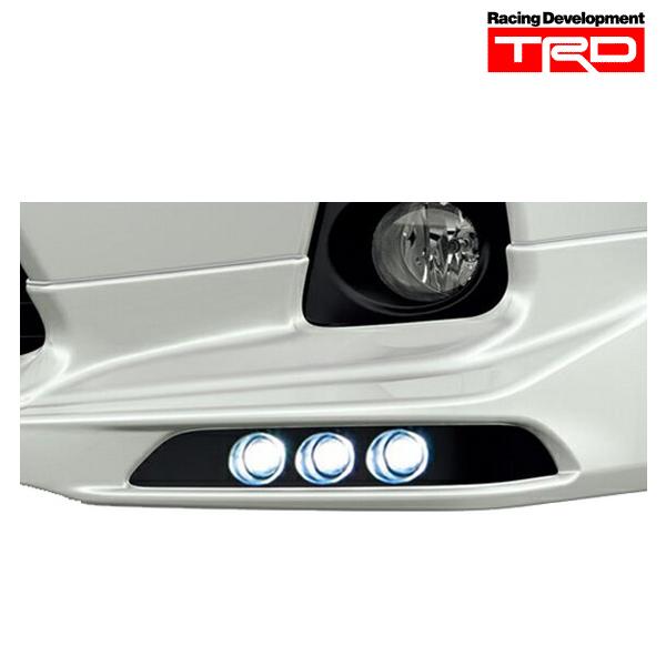 [メーカー取り寄せ]TRD LEDデイタイムランニングランプセット 品番:MS403-52001