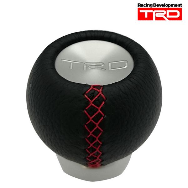 [メーカー取り寄せ]TRD シフトノブ AT用 品番:MS204-18002