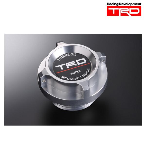 TRD オイルフィラーキャップ 86用品番:MS112-18001