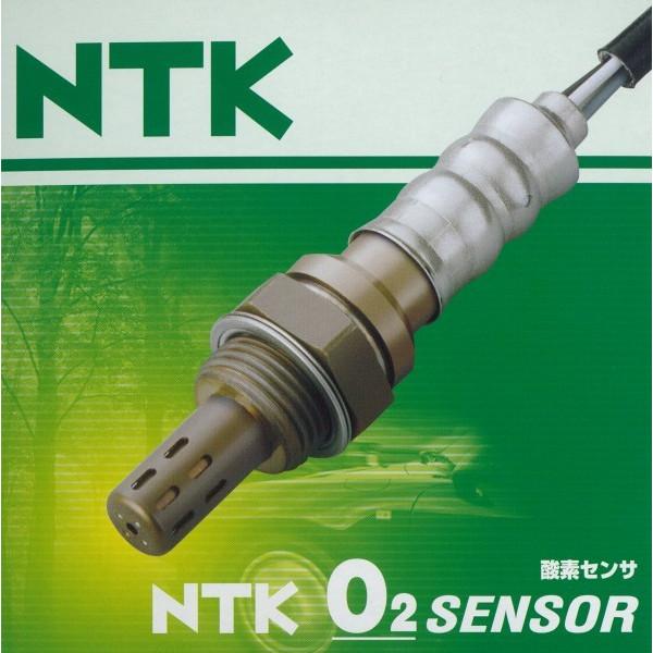 NGK/NTK 日本特殊陶業 三菱 eKスポーツ H81W H15.7~H16.4 用 O2センサー 上流側 OZA609-EM2