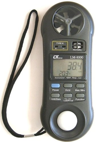 マザーツール マルチ環境測定器 LM-8000 4986702201746 skc-611007