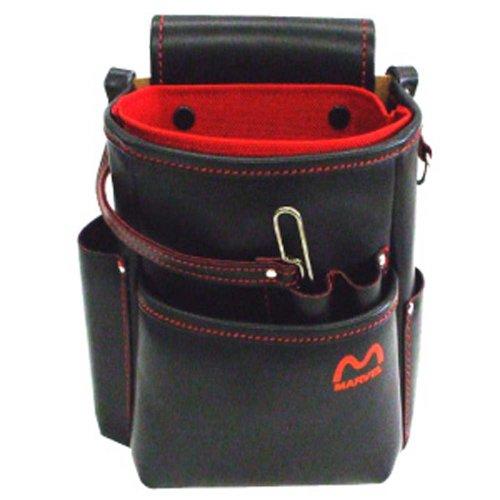 マーベル MARVEL WAIST GEAR 電工ポケット ハイクオリティータイプ レッド MDP-210HR 4992456216745 skc-615695