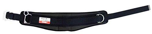 マーベル MAT-200HB 幅広柱上安全帯用ベルト ワンタッチバックル 黒 4992456329827 skc-615528