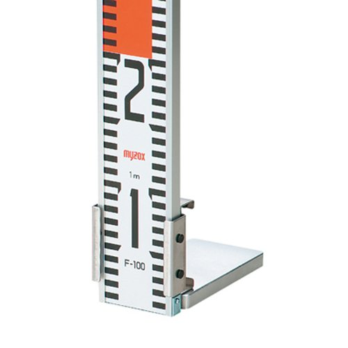 マイゾックス F型標尺立て フリーロッド用 FS 4938514210522 skc-622242 送料無料