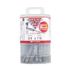ミヤナガ DLSDSネジ Φ3.5 30+3本パック DLSDS35JP33 4957462218565 skc-621099 送料無料