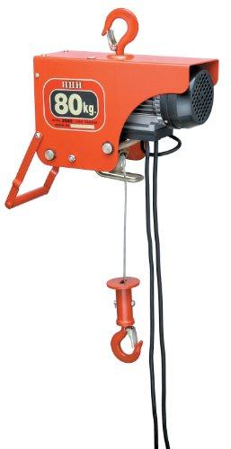 スリーエッチ 電気ホイスト ZS80 4990077310187 skc-107035 送料無料