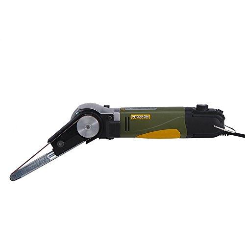 プロクソン PROXXON マイクロ・ベルトサンダー ヘッド部角度調整可能 無断電子コントロール付 No.27510 4952989275107 skc-120531 送料無料